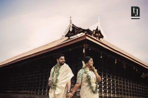 traditional wedding photography by tj wedding films kerala