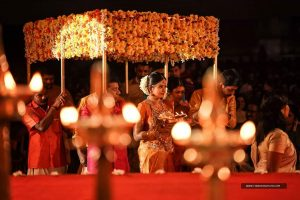 Traditional wedding click