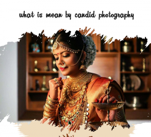 what is mean by candid photography